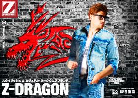 Z-DRAGON広告